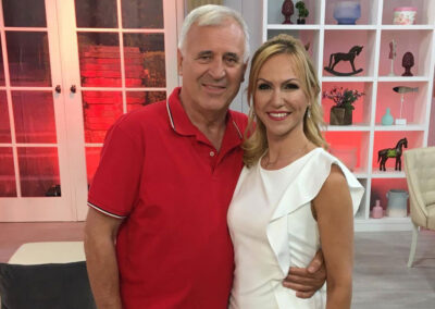 Dr Maja Jevdjević i Vanja Bulić – TV Happy