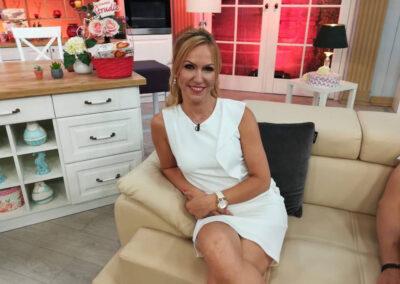 "Emisija ""Posle ručka"" – dr Maja Jevdjević"